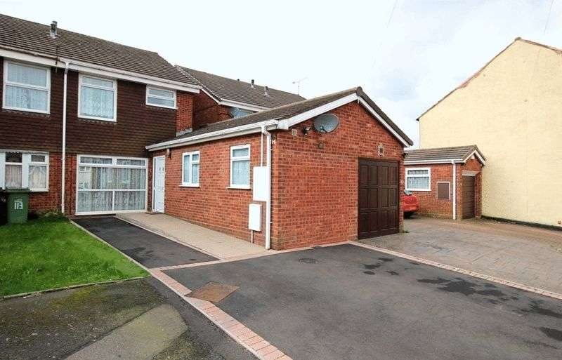 3 Bedrooms Semi Detached House for sale in Clifton Street, Coseley