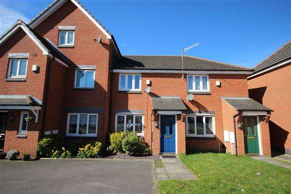 2 Bedrooms Town House for sale in Vivian Road, Fenton, Stoke-on-Trent