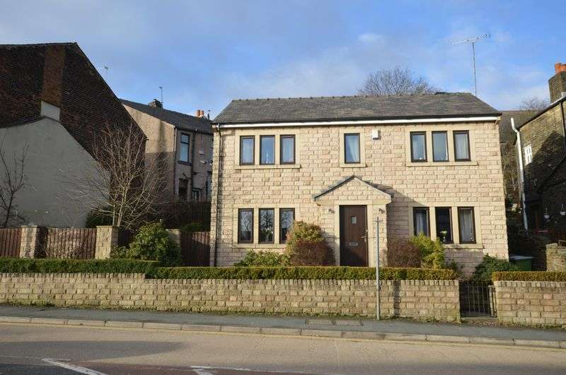 3 Bedrooms Detached House for sale in New Road, Littleborough