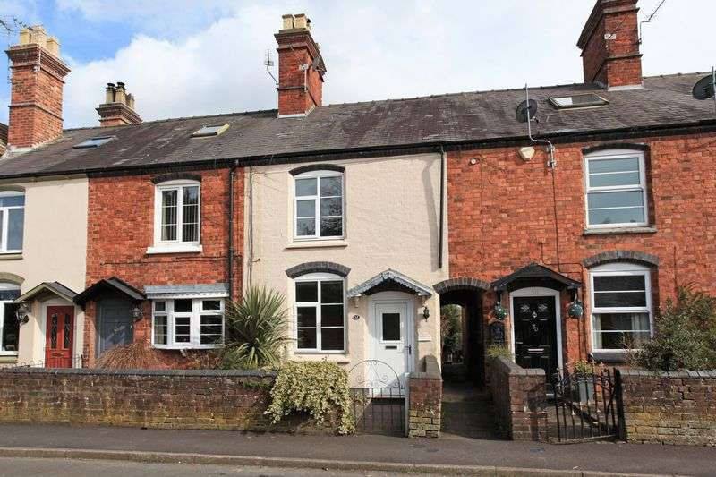 3 Bedrooms Property for sale in Shrewsbury Fields, Shifnal