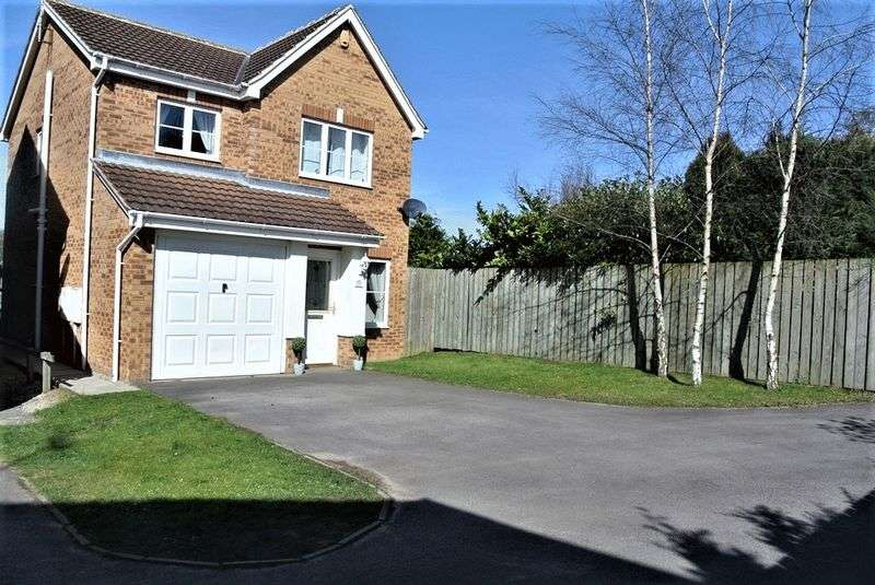 3 Bedrooms Property for sale in Marley Bank, Mansfield