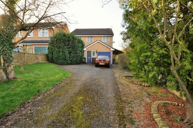 4 Bedrooms Detached House for sale in Wheatley Lane, Winshill