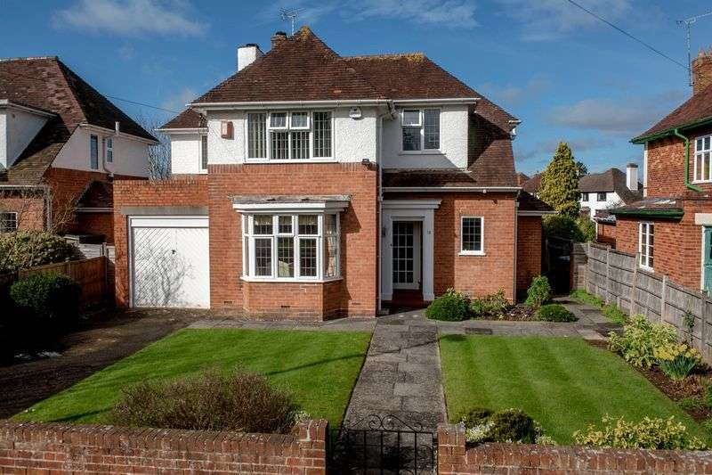 4 Bedrooms Detached House for sale in Parkfield Road, Taunton