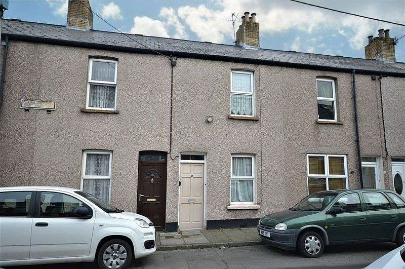 2 Bedrooms Terraced House for sale in Cambria Street, Griffithstown