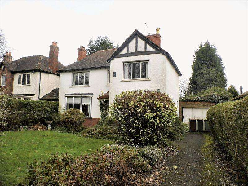 3 Bedrooms Detached House for sale in Walsall Road, Pelsall, Walsall