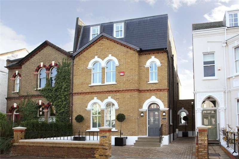6 Bedrooms Semi Detached House for sale in Wandle Road, London, SW17