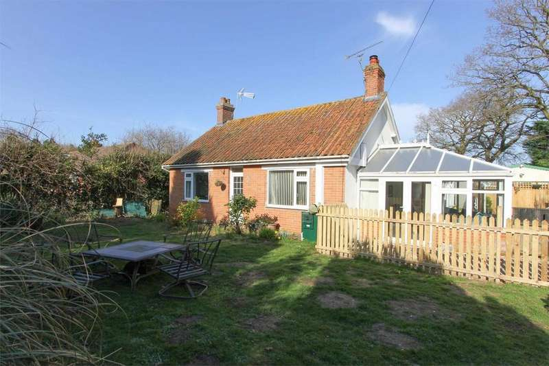 2 Bedrooms Detached Bungalow for sale in Reepham Road, Briston, Melton Constable, Norfolk