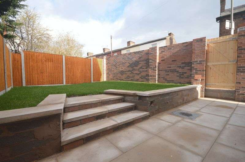 3 Bedrooms Terraced House for sale in Palmerston Road, Liverpool