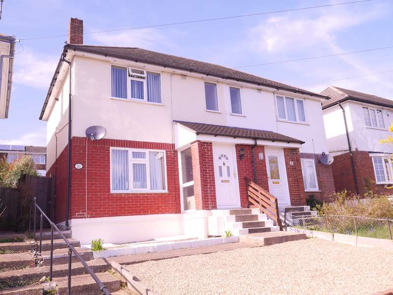 2 Bedrooms Semi Detached House for sale in Bitterne, Southampton