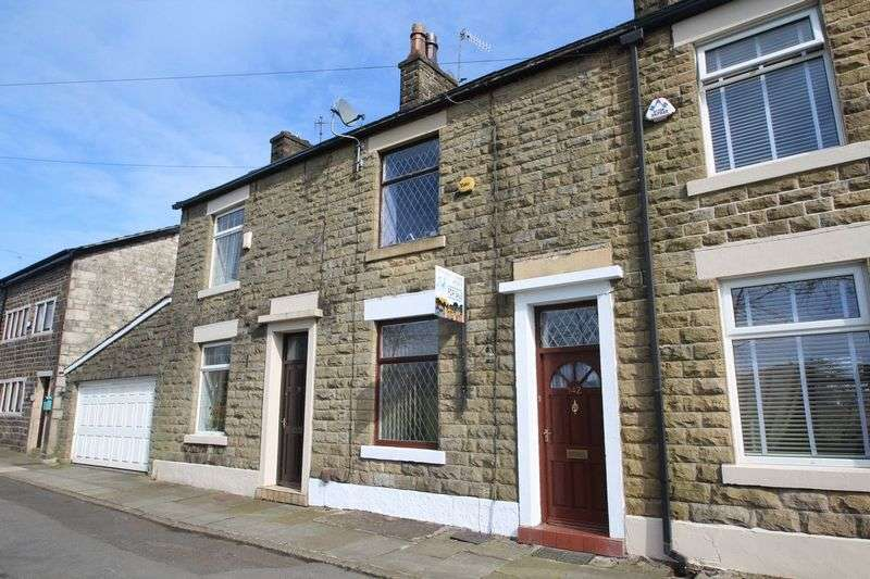 2 Bedrooms Terraced House for sale in Syke Road, Rochdale OL12 9TE