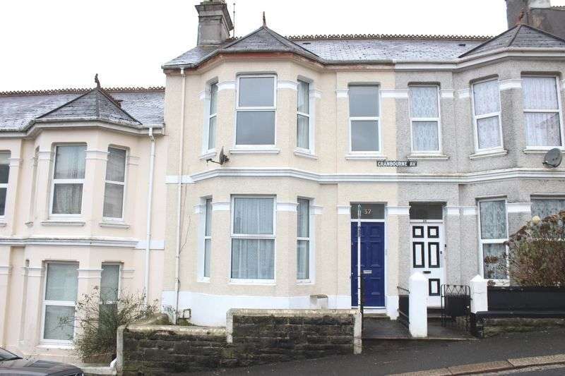 2 Bedrooms Flat for sale in Cranbourne Avenue, St Judes, Plymouth