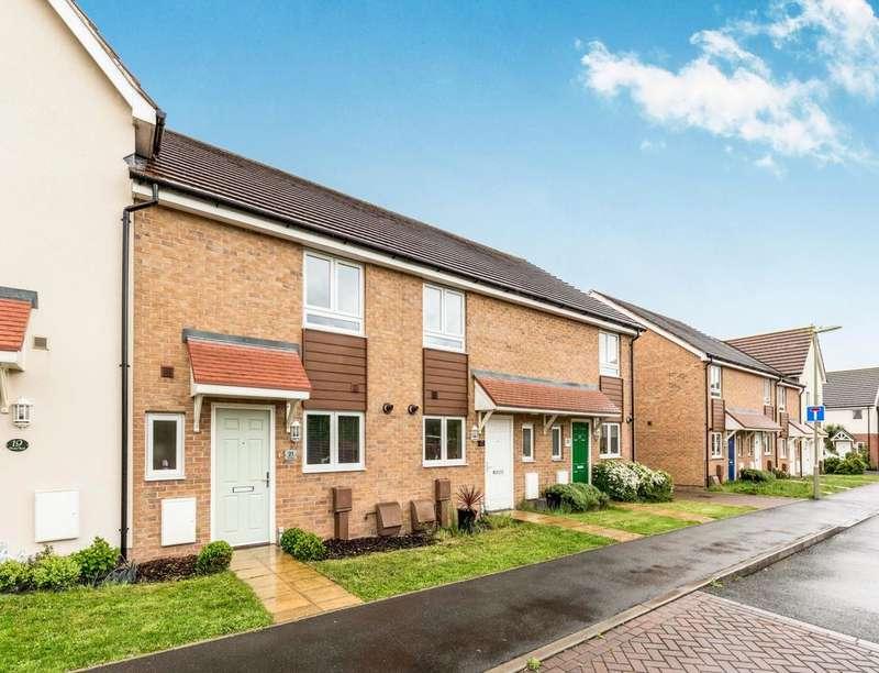 2 Bedrooms Property for sale in Freeley Road, Havant, PO9