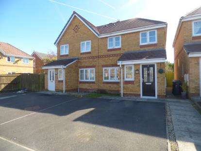 3 Bedrooms Semi Detached House for sale in Kendal Road, Kirkby, Liverpool, Merseyside, L33