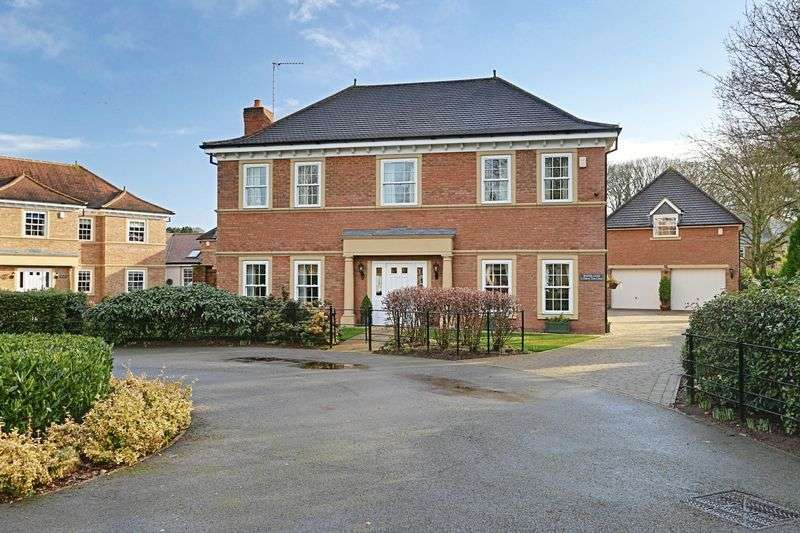 5 Bedrooms Property for sale in Cherry Tree Close, Brandesburton