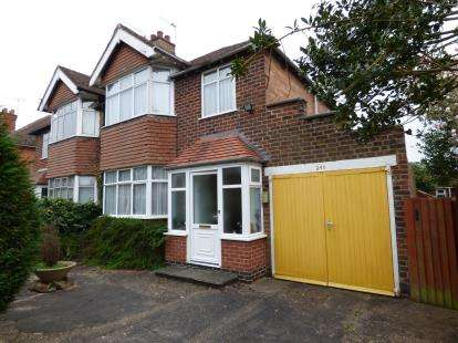 3 Bedrooms Semi Detached House for sale in Cubbington Road, Leamington Spa, Warwickshire, England