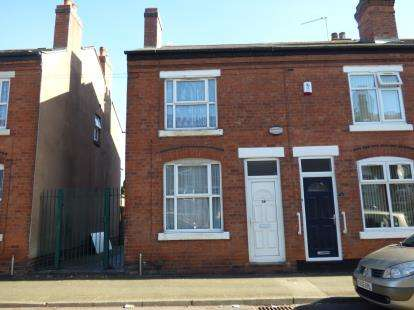 3 Bedrooms End Of Terrace House for sale in Scarborough Road, Walsall, West Midlands