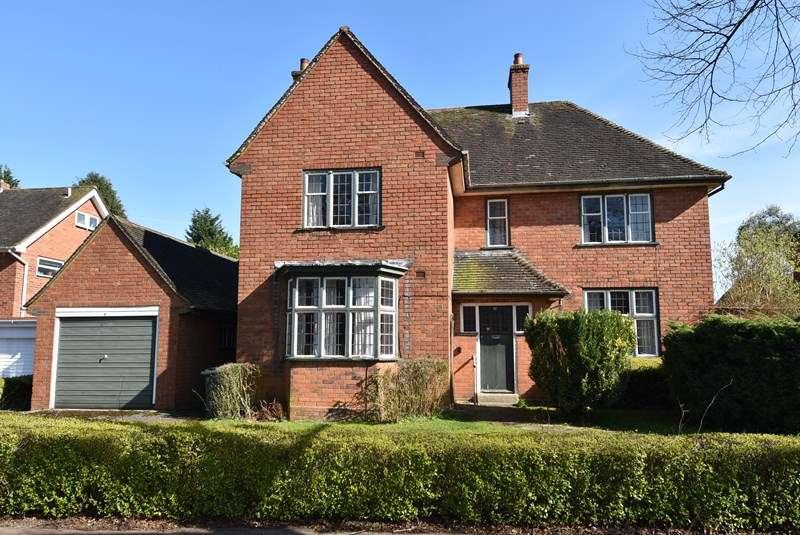 3 Bedrooms Detached House for sale in Hawthorne Road, BOURNVILLE VILLAGE TRUST, Birmingham