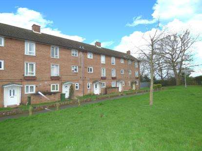1 Bedroom Maisonette Flat for sale in Exeter, Devon