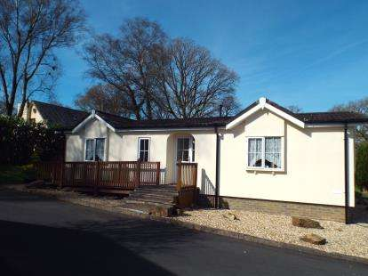 2 Bedrooms Bungalow for sale in Sampford Courtenay, Okehampton, Devon