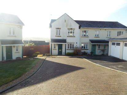 4 Bedrooms End Of Terrace House for sale in Bishopsteignton, Teignmouth, Devon