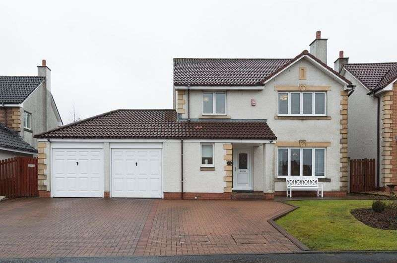 4 Bedrooms Detached House for sale in 24 Cypress Glade, Livingston, West Lothian EH54 9JH