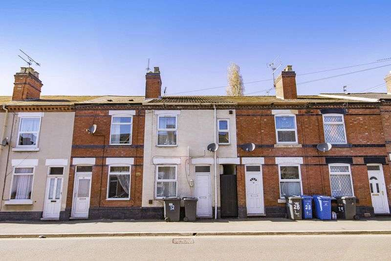 3 Bedrooms Terraced House for sale in WARREN STREET, ALVASTON
