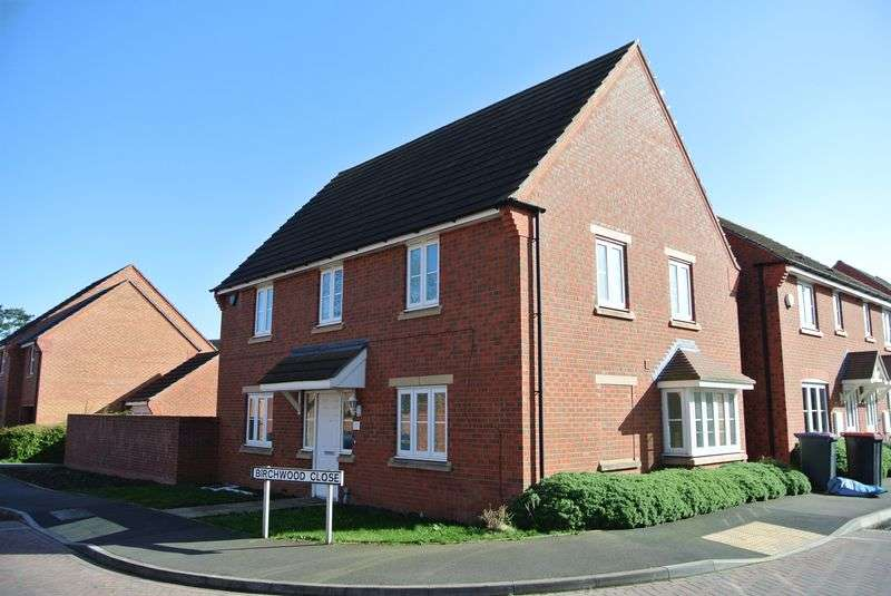 4 Bedrooms Detached House for sale in Birchwood Close, Arleston, Telford, Shrosphire.
