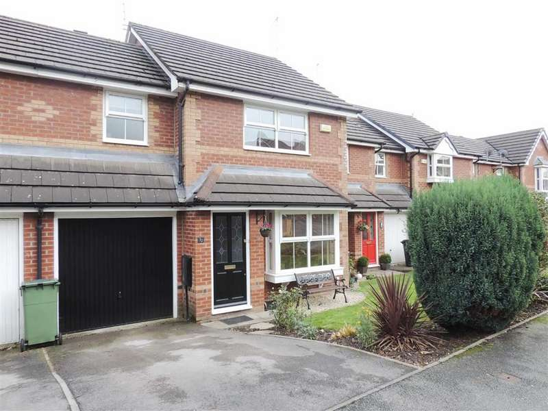 3 Bedrooms Property for sale in Old Bank Close, Bredbury, Stockport