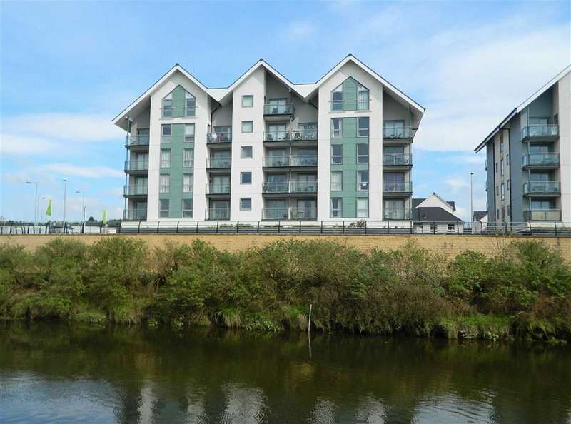 2 Bedrooms Flat for sale in Sirius Apartments, Pheobe Road, Pentrechwyth