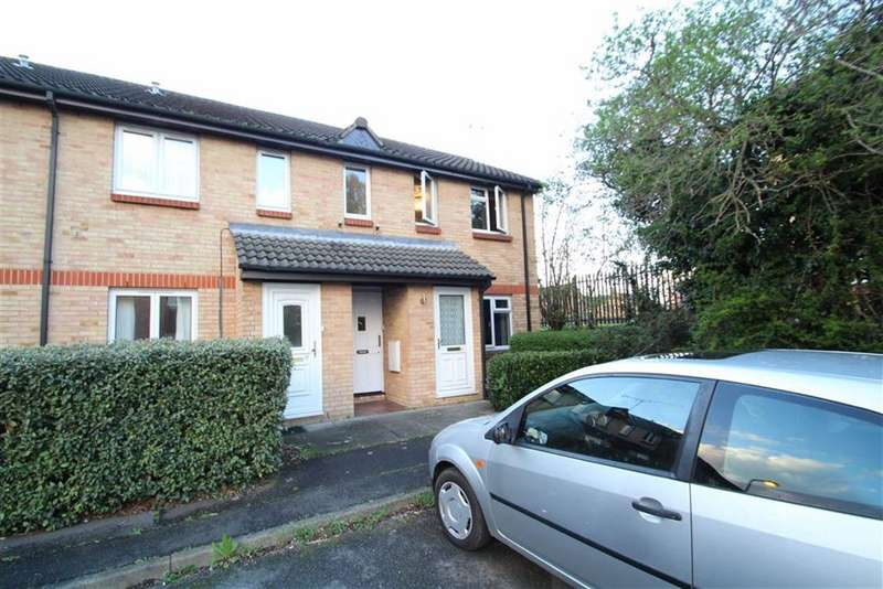 1 Bedroom Property for sale in Lowdell Close, Yiewsley, Middlesex