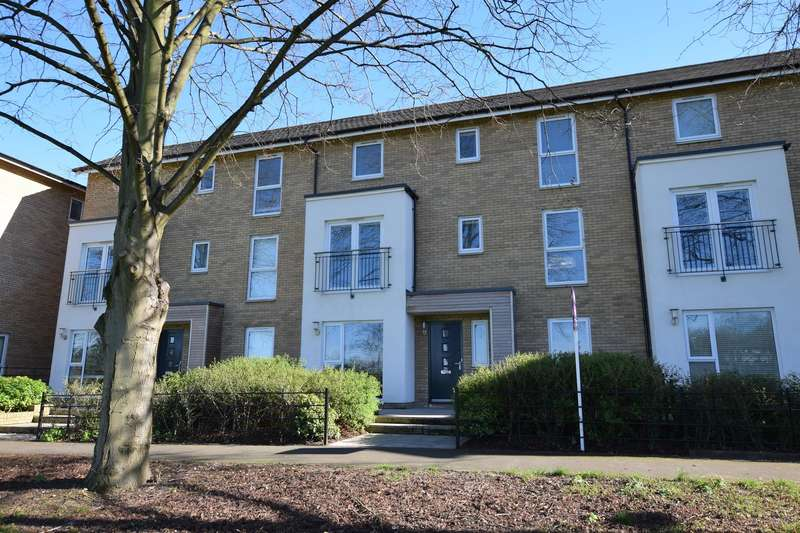 4 Bedrooms Terraced House for sale in Tanyard Place, Harlow, CM20