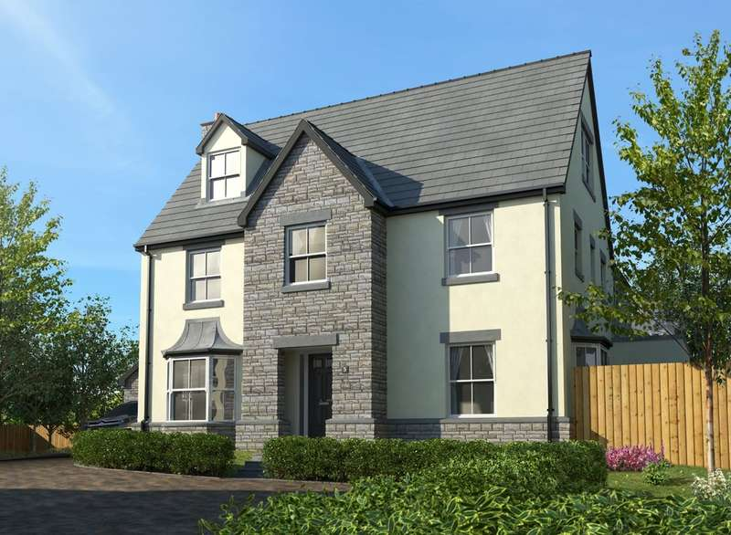 5 Bedrooms Detached House for sale in No.5 The Paddocks, Heol Yr Ysgol, Coity, Bridgend, CF35 6BL