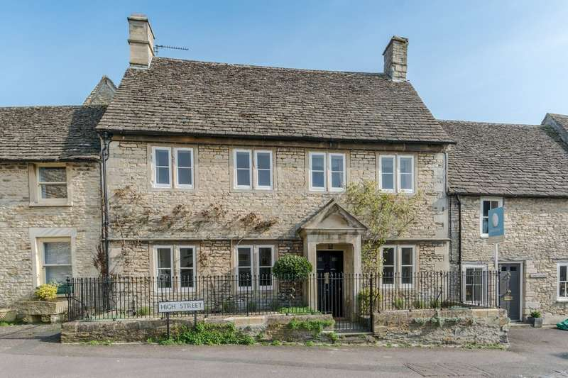 3 Bedrooms Terraced House for sale in High Street, Sherston