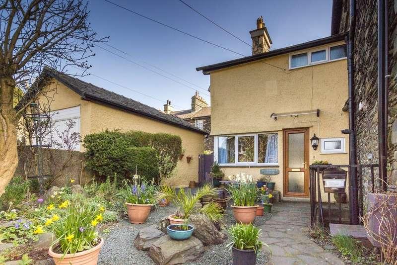 3 Bedrooms Cottage House for sale in Hazelhurst Cottage, 2 Hazel Street, Windermere
