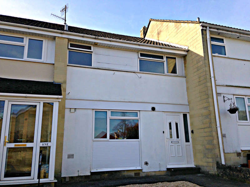 3 Bedrooms Terraced House for sale in Burford Close, Southdown, Bath