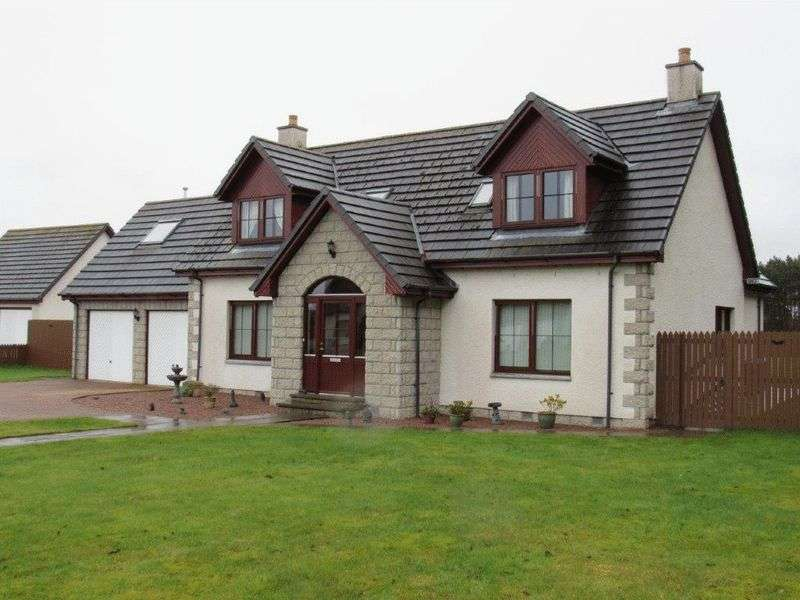 5 Bedrooms Detached House for sale in 5 Bedroom Double Garage Great value Muir of Balnagowan, Inverness