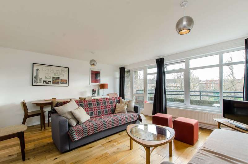 3 Bedrooms Flat for rent in Patriot Square, Bethnal Green, E2