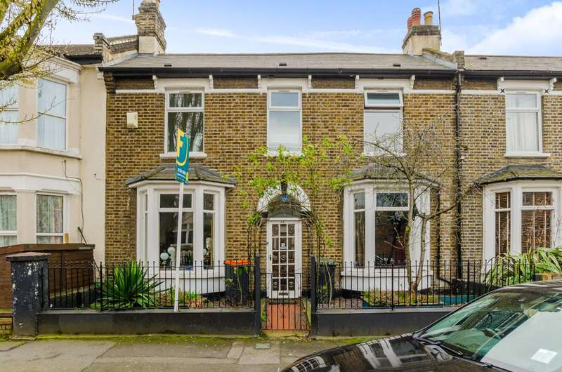 5 Bedrooms Terraced House for sale in Godwin Road, Forest Gate, E7