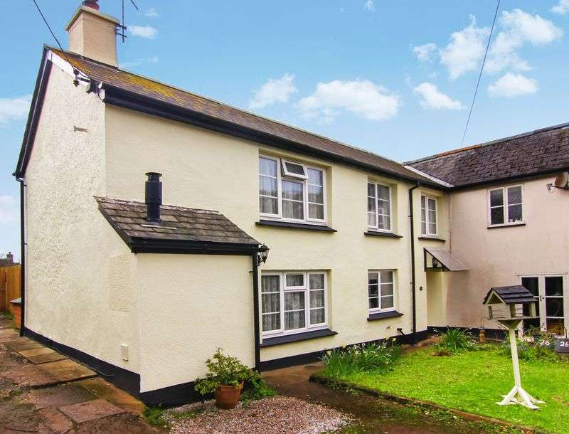 3 Bedrooms Semi Detached House for sale in South Street, Hatherleigh