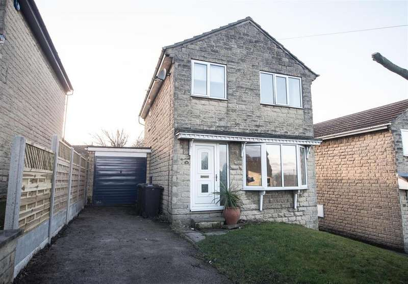 3 Bedrooms Detached House for sale in High Ash Avenue, Clayton West, Huddersfield, HD8 9QJ