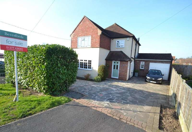 4 Bedrooms Detached House for sale in Perry Street, Billericay, Essex, CM12
