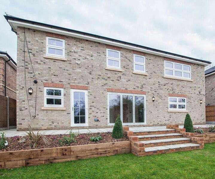 4 Bedrooms Detached House for sale in The Bosquet, Plot 8 Milton Grove, Penenden Heath