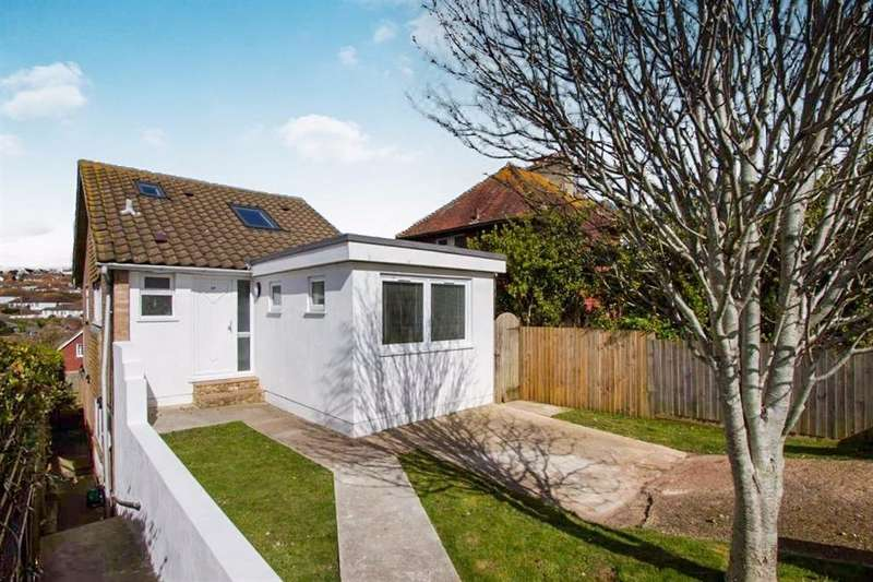 4 Bedrooms Detached House for sale in Ashurst Avenue Saltdean East Sussex BN2