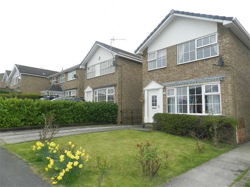 3 Bedrooms Detached House for sale in Charlton Brook Crescent, Chapeltown, SHEFFIELD, South Yorkshire