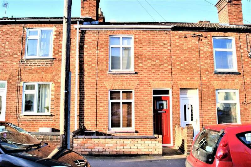 2 Bedrooms Terraced House for sale in Wood Street, Town Center, Rugby