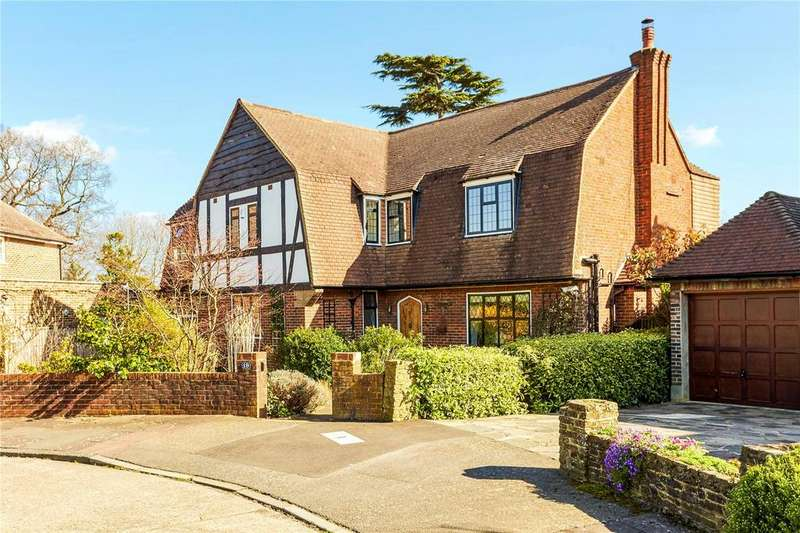 5 Bedrooms Detached House for sale in Ashmere Avenue, Beckenham, Kent, BR3