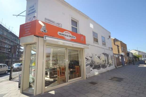 Commercial Property for sale in Rye Lane, Peckham, SE15