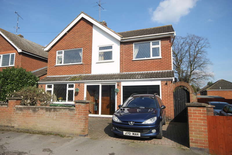 5 Bedrooms Detached House for sale in Highfield Street, Stoney Stanton