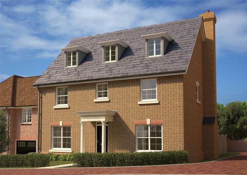 5 Bedrooms Detached House for sale in Standgrove Field, College Road, Ardingly, West Sussex, RH17