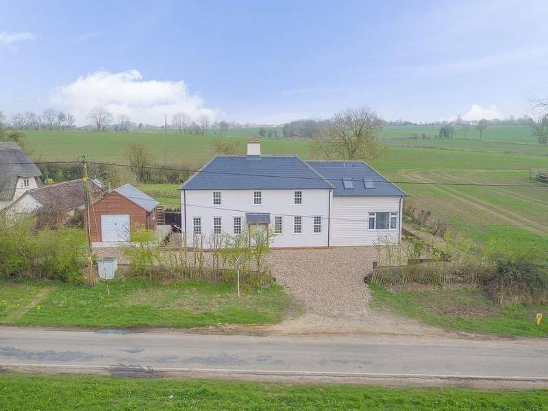 4 Bedrooms Detached House for sale in Langley Lower Green, Saffron Walden
